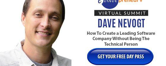 Dave Nevogt – Evolvepreneur Virtual Summit Speaker