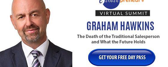 Graham Hawkins – Evolvepreneur Virtual Summit Speaker